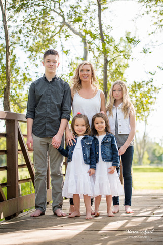 Family Session: Noble