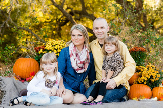 "{Family ""Fall"" Session} Silchuk Family"