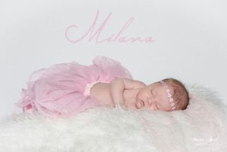{Newborn Session} Milana
