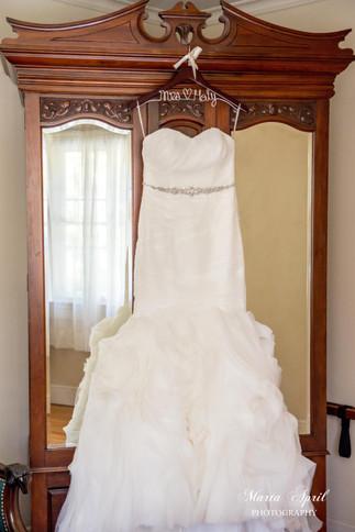 {Wedding Session} Yana + George - getting ready