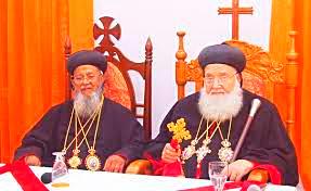 Patriarch and catholicos