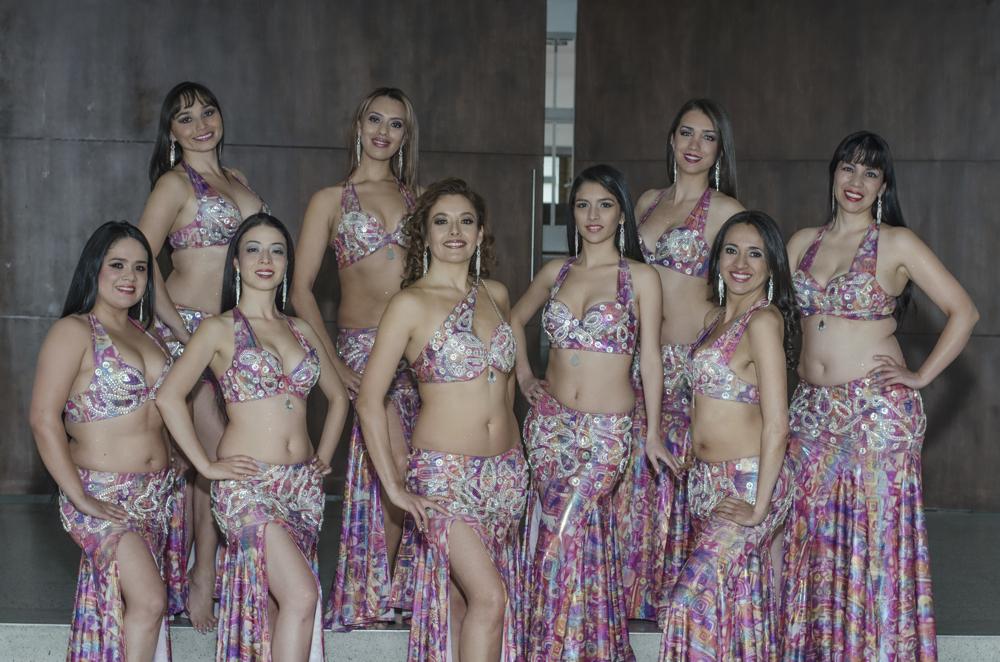 Compañía Danza con Zahira - 2015