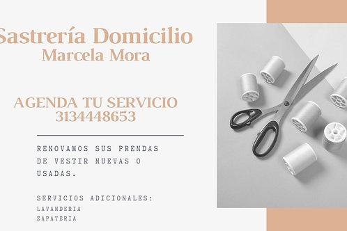 Sastrería Marcela Mora