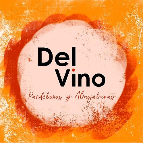 Del vino Pandebonos y almojábanas