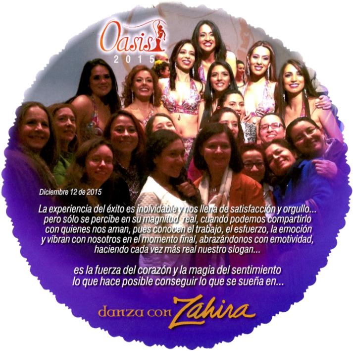 Escuela Danza con Zahira