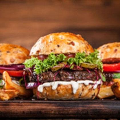 Hamburger proefpakket
