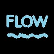 Logo flow avec slogan_Plan de travail 1.