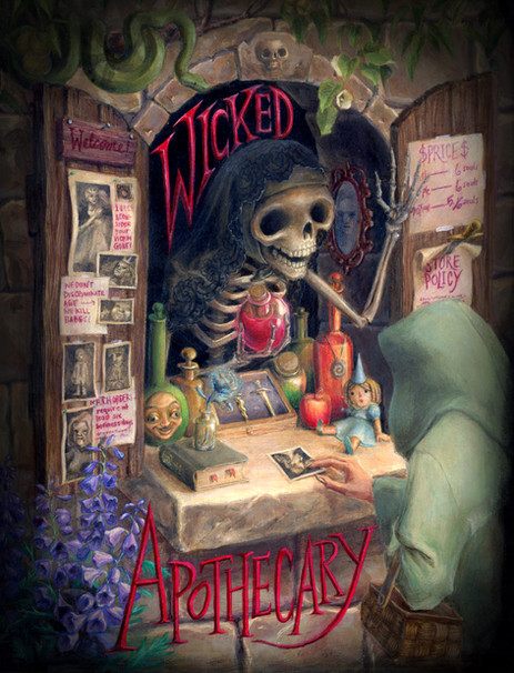 WICKED APOTHECARY