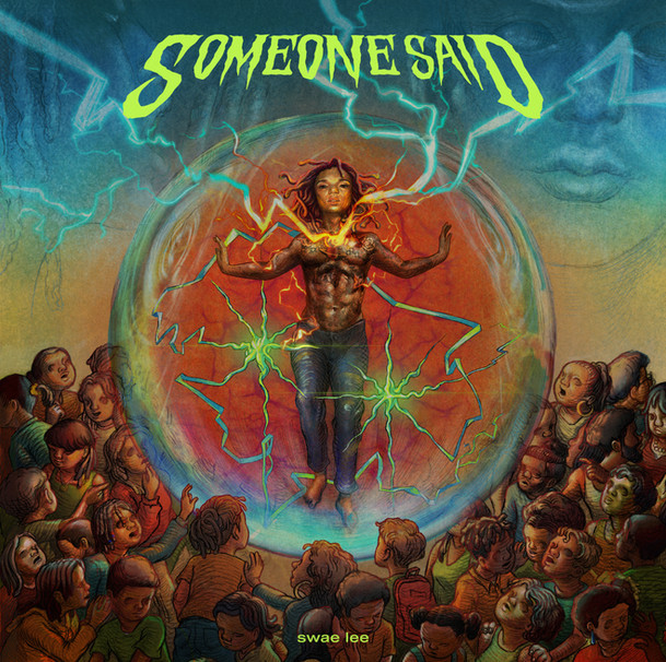 SOMEONE SAID
