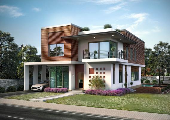 Modernes Wohnen