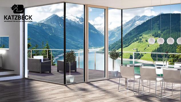 Katzbeck Fenstervisualisierung