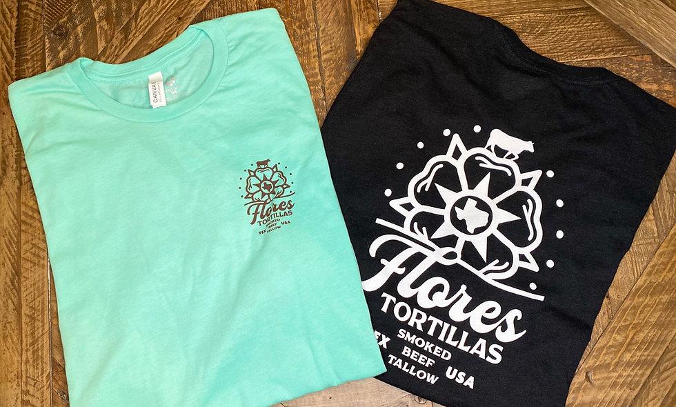 Flores Tortillas T-Shirt