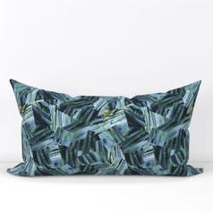 Lumbar Throw Pillow Cover