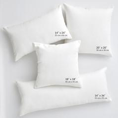 Knife Pillows