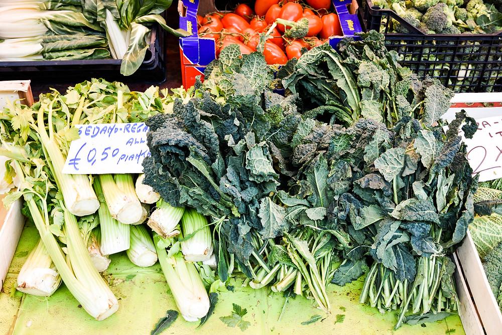 Een wandeling over de markt in Milaan, voor het echte Italie gevoel