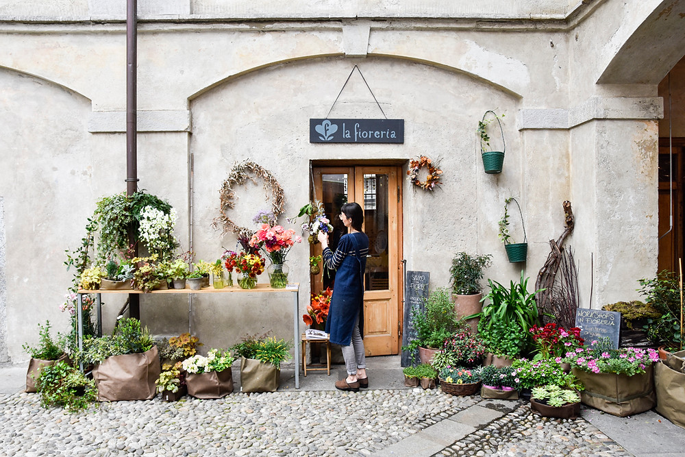Mijn geheime tip, waarover ik trouwens ook vertel tijdens mijn food tour door Milaan, is deze boerderij