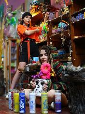 incense shop