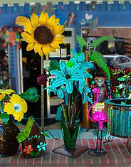 folk art for your yard or home