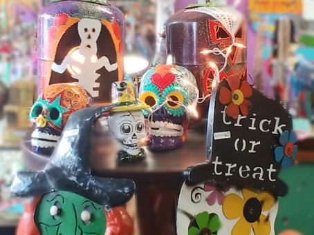 Halloween Season Is Upon Us!