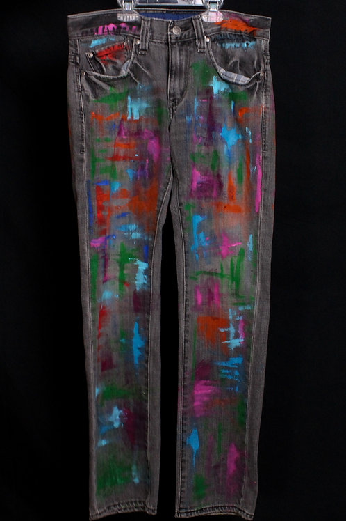 Painted Pants