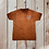 rust colored  t-shirt