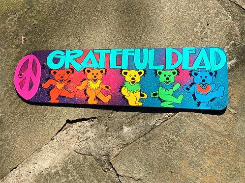 grateful dead art sign
