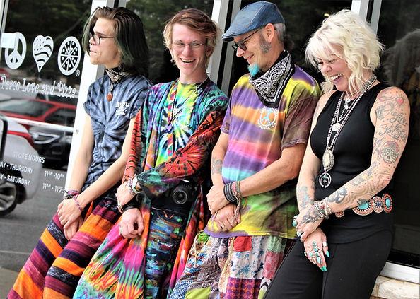 hippie clothing shop woodstock ga