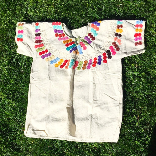 Bohemiam embroidered shirts from India