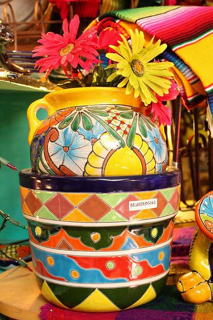 talavera pottery art for sale