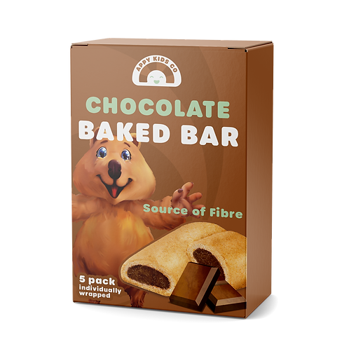 Appy Kids Co Chocolate Bakes 5x23g