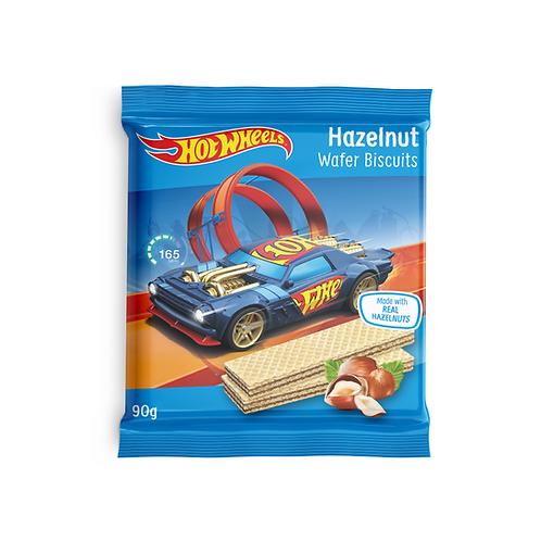 Hot Wheels Hazelnut Wafer Biscuit 90g