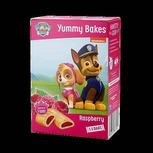 Appy Kids Co Paw Patrol Raspberry Yummy Bakes 5x23g