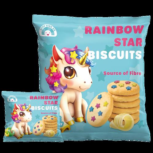 Appy Kids Co Rainbow Chip Mini Biscotti 5x20g