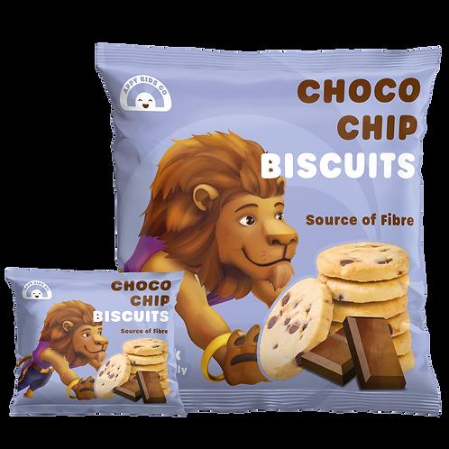 Appy Kids Co Choco Chip Mini Biscotti 5x20g