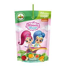 Fruit Drink Shimmer & Shine Tropical pou