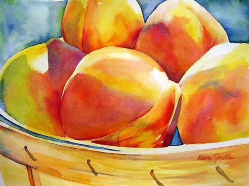 Locally Grown - Peaches