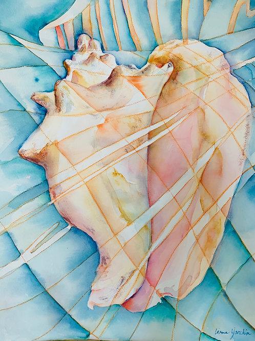 16x20 watercolor