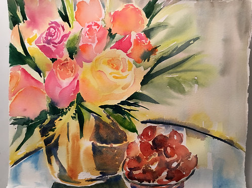 Roses and Acorns