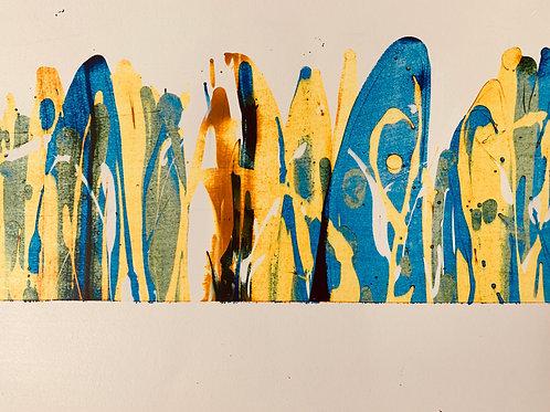 10x18 acrylic on paper