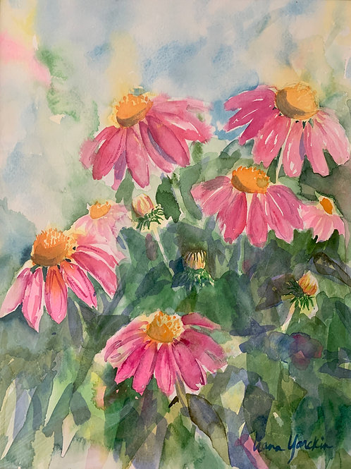 11x14 watercolor