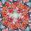 Thumbnail: Rose Garland Silk Scarf