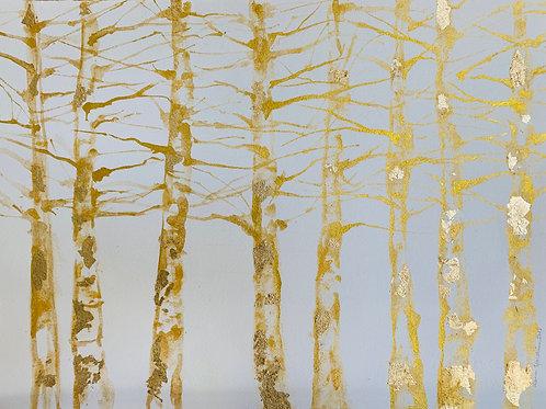 Gold Aspens