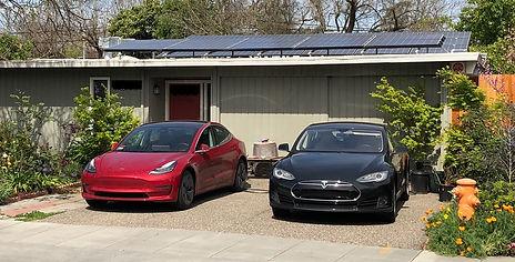 Tesla Model S and 3 in PA Apr 2018.jpg