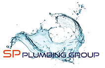logo for sp plumbing