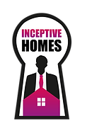 logo for inceptive homes