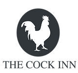 logo for the cock inn
