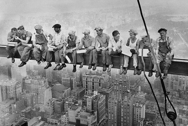 Skyscraper Ironworkers