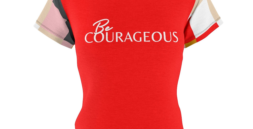 Be COURAGEOUS Tee