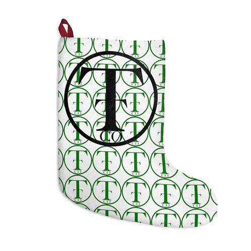 TNTCO Christmas Stockings (Green)