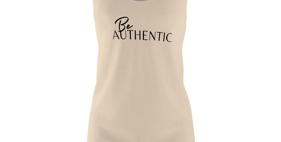 Be AUTHENTIC Racerback Dress